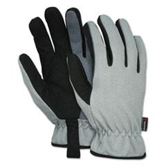 MCR™ Safety 913 Multi-Task Gloves, Medium, Gray/Black