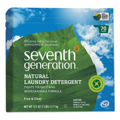 Seventh Generation® Natural Powder Laundry Detergent Thumbnail