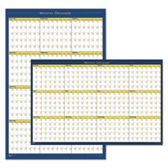 House of Doolittle™ 100% Recycled 12-Month Laminated Wall Planner Thumbnail