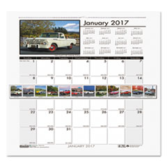 House of Doolittle™ Earthscapes™ 100% Recycled Classic Cars Monthly Wall Calendar Thumbnail