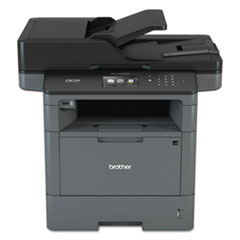 Brother DCP-L5600DN Business Laser Multifunction Copier with Duplex Printing and Networking