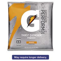 Gatorade® G2 Low Calorie Powdered Drink Mix, Orange, 21oz Packet, 32/Carton GTD03970