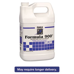 Franklin Cleaning Technology® Formula 900 Soap Scum Remover, Liquid, 1 gal. Bottle FKLF967022