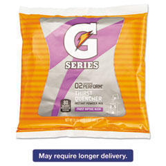 Gatorade® Original Powdered Drink Mix, Riptide Rush, 21oz Packets, 32/Carton GTD33673