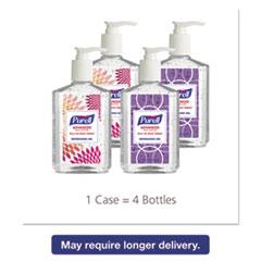 PURELL® Advanced Instant Hand Sanitizer Gel, Lemon Scent, 8 oz Bottle, 24/Carton GOJ965206ECDECO