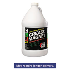 CLR® PRO Grease Magnet, 1gal Bottle, 4/Carton JELGM4PROCT