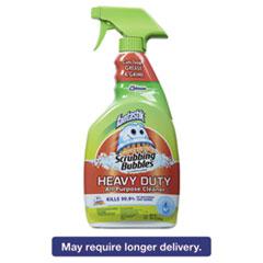 Fantastik® Scrubbing Bubbles Bleach 5-in-1 Cleaner, Pleasant Scent, 32 oz Spray Bottle DVOCB716295EA