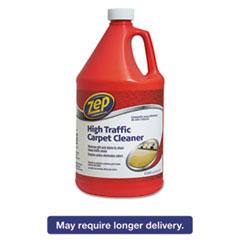 Zep® Commercial High Traffic Carpet Cleaner, 128 oz Bottle ZPE1041689