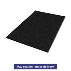 Guardian Platinum Series Indoor Wiper Mat, Nylon/Polypropylene, 36 x 120, Black MLL94031035