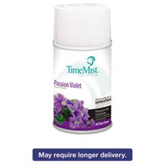TimeMist® Metered Fragrance Dispenser Refills, Passion Violet, 6.6 oz, 12/Carton TMS1042720