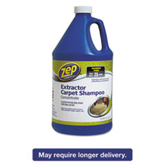 Zep® Commercial Carpet Extractor Shampoo, 1 gal Bottle ZPE1041690