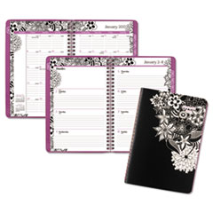 AT-A-GLANCE® Floradoodle Weekly/Monthly Planner Thumbnail