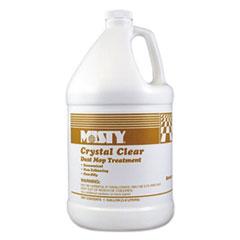 Misty® Crystal Clear Dust Mop Treatment, Slightly Fruity Scent, 1 gal Bottle