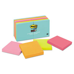 Post-it® Super Sticky Pads in Miami Colors Thumbnail