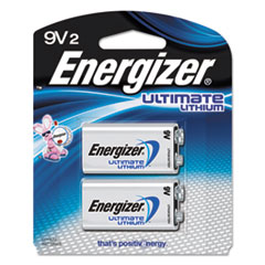 Energizer® Ultimate Lithium Batteries Thumbnail