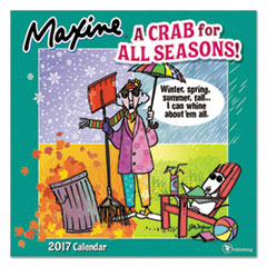 TF Publishing Maxine Wall Calendar Thumbnail