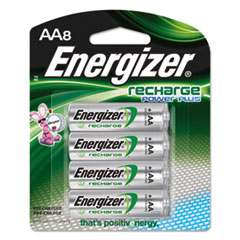 Energizer® NiMH Rechargeable Batteries Thumbnail