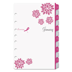 Day-Timer® Weekly Pink Ribbon Refill Thumbnail