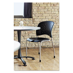 Safco® Reve™ Guest Chair with Straight Legs Thumbnail