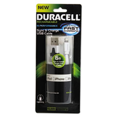 Duracell® Sync and Charge Cable Thumbnail