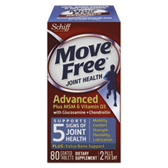 Move Free® Advanced Plus MSM & Vitamin D3 Joint Health Tablet