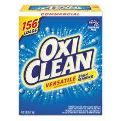 OxiClean™ Versatile Stain Remover, Regular Scent, 7.22 lb Box