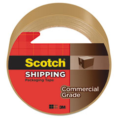 "3750 Commercial Grade Packaging Tape, 1.88"" X"