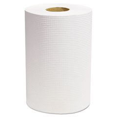 """Cascades PRO Select Roll Paper Towels, White, 7 7/8"""" x 350 ft, 12/Carton"""