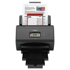 Brother® ImageCenter ADS-2800W Wireless Document Scanner for Mid to Large Size Workgroups BRTADS2800W