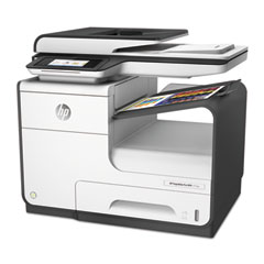 HP PageWide Pro 477dw Multifunction Printer, Copy/Fax/Print/Scan HEWD3Q20A