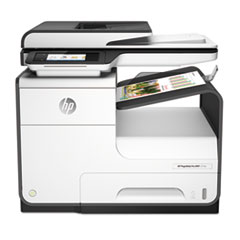 HP PageWide Pro 477dn Multifunction Printer, Copy/Fax/Print/Scan HEWD3Q19A