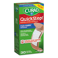 Curad® QuickStop!™ Flex Fabric Bandages Thumbnail