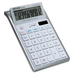Victor® 6400 Desktop Calculator, 12-Digit LCD
