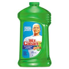 Mr. Clean® Multipurpose Cleaning Solution, 40 oz Bottle, Gain Original Scent, 6/Carton