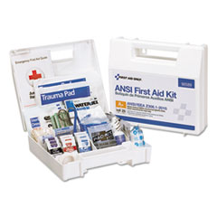 First Aid Only™ ANSI 2015 Compliant First Aid Kit Thumbnail