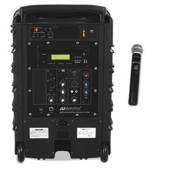AmpliVox® Titan Wireless Portable PA System, 100W Amp