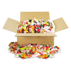 Office Snax® Fancy Assorted Hard Candy, Individually Wrapped, 10 lb Value Size Box OFX00603