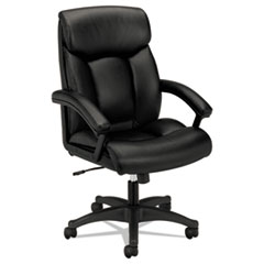 HON® VL151 Executive High-Back Leather Chair Thumbnail