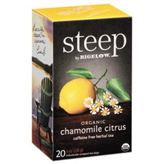 Bigelow® steep Tea