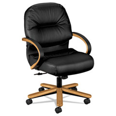 HON® Pillow-Soft® 2190 Managerial Mid-Back Chair Thumbnail