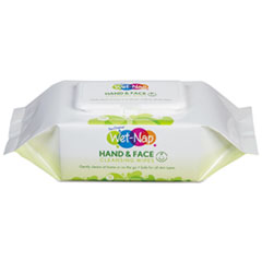 Wet-Nap® Hands and Face Cleansing Wipes