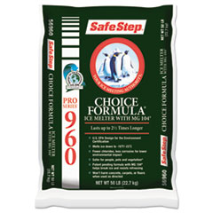 Safe Step® Pro Enviro Ice Melt, 50lb Bag, 49/Carton