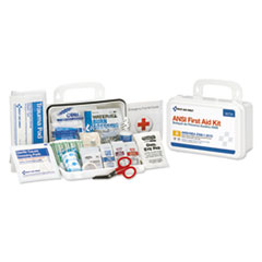 First Aid Only™ ANSI Class A 10 Person Bulk First Aid Kit Thumbnail