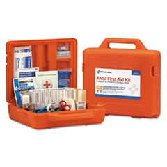First Aid Only™ ANSI Class A+ First Aid Kit for 50 People, Weatherproof, 215 Pieces