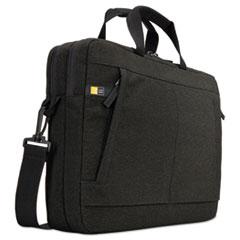 "Case Logic® Huxton 15.6"" Laptop Bag, 2 7/8 x 16 x 11 7/8, Black"