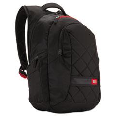 "Case Logic® 16"" Laptop Backpack, 9 1/2 x 14 x 16 3/4, Black"