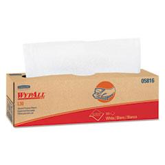 WypAll® L30 Towels, POP-UP Box, 9 4/5 x 16 2/5, 120/Box, 6 Boxes/Carton