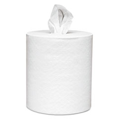 Scott® Essential Center-Pull Towels, Absorbency Pockets, 1 Ply, 8x15, 500/Roll, 4 Rl/CT