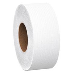 Scott® Essential JRT Bathroom Tissue, Septic Safe, 2-Ply, White, 1000 ft, 12 Rolls/Carton