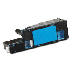 41086 Remanufactured 331-0777 (79K5P) High-Yield Toner, 1400 Page-Yield, Cyan